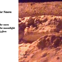 Diamonds in the Snow  Haiku