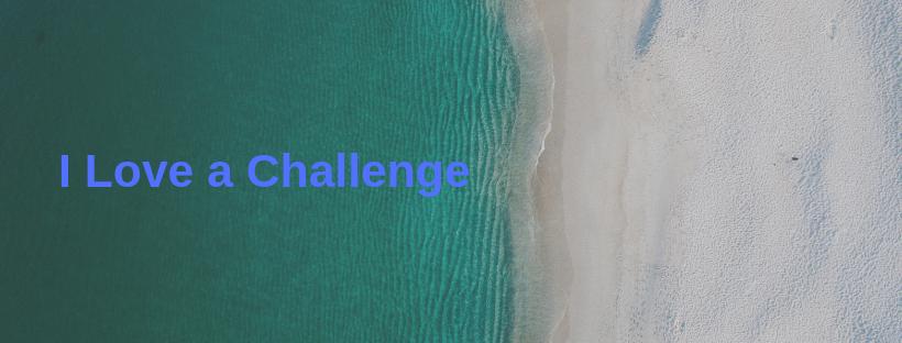 I Love a Challenge