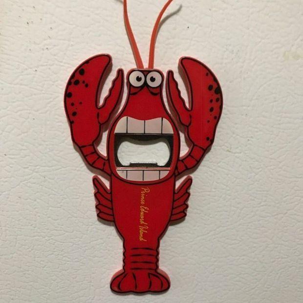 spiky lobster