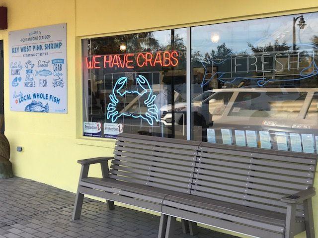 We have Crabs