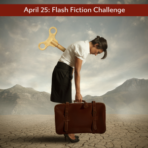 Flash Fiction April 25th