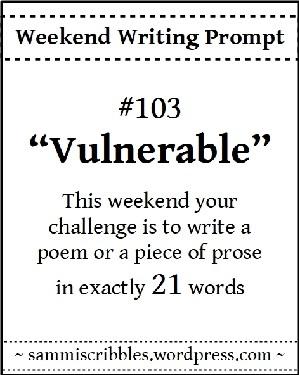 weekend writing prompt