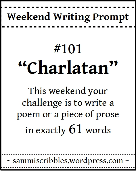 weekend writing prompt 101