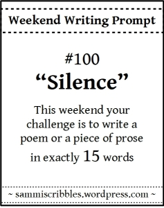 weekend writing prompt