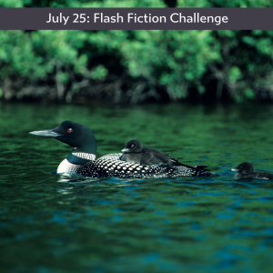 Flash fiction July 25