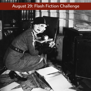 flash fiction Aug 29