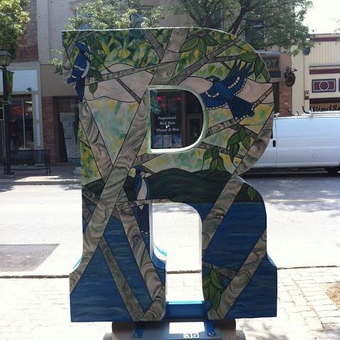 Street Art Letters (2) 2