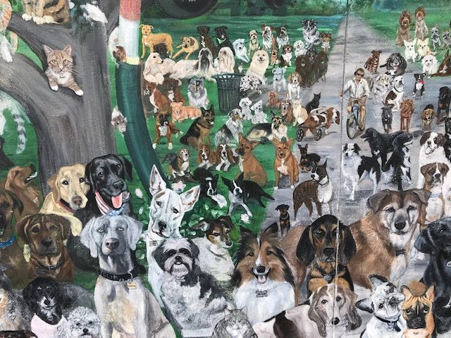 dogs 3wall