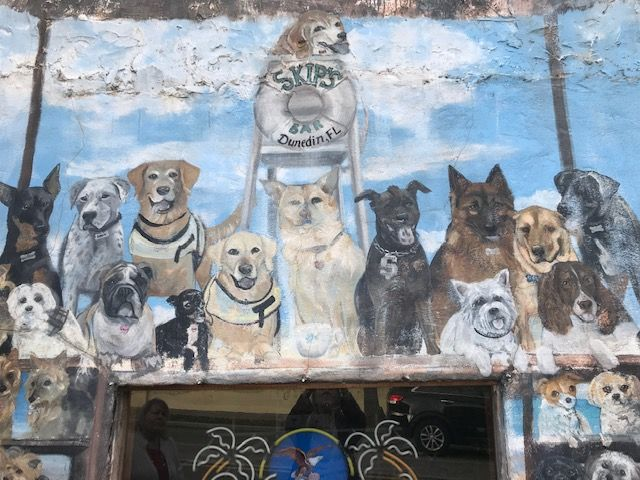 dogs wall 4