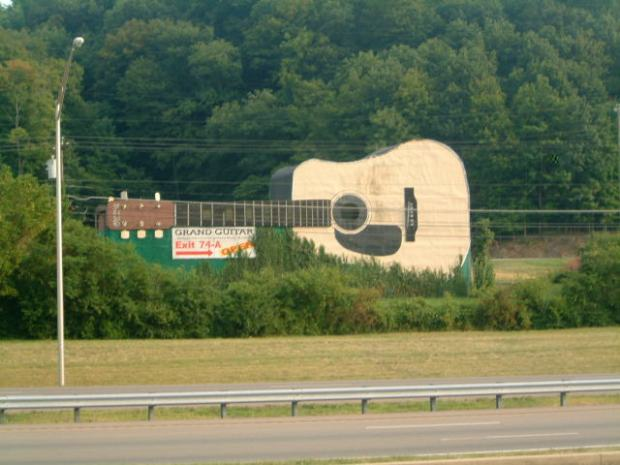 Guitar in Tennesee