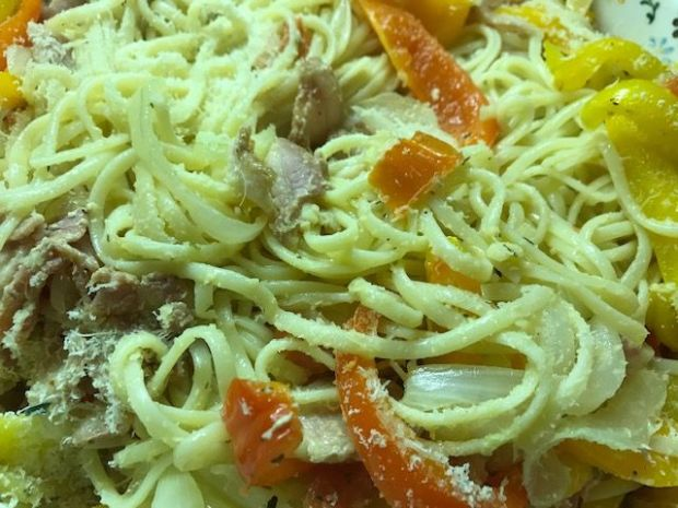 pasta monday