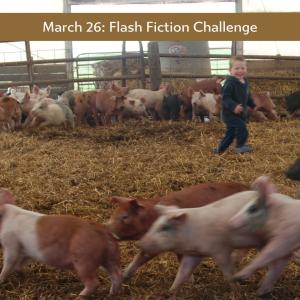 March 26 flash fiction