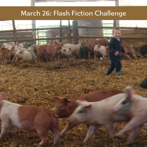 March 26 flash fiction