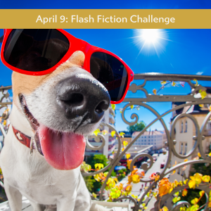 Flash Fiction April 16